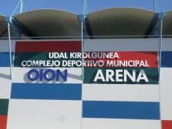 CAMPO DE FÚTBOL OION ARENA